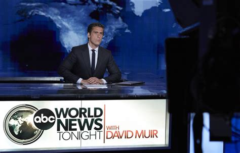 ABC's 'World News Tonight' Wins 2019-2020 Evening News ...