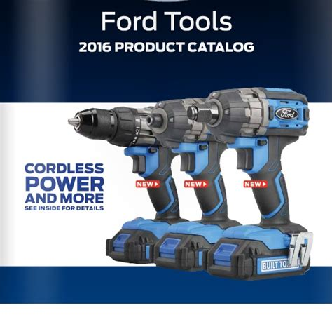 ford   cordless power tools hand tools