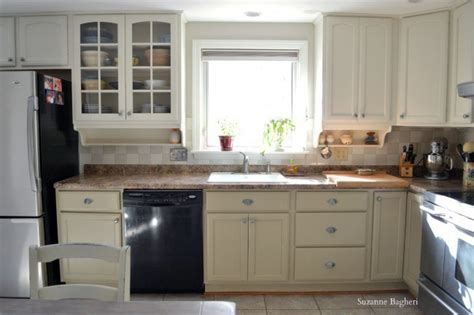 general finishes antique white milk paint kitchen cabinets millstone and antique white kitchen cabinet makeover