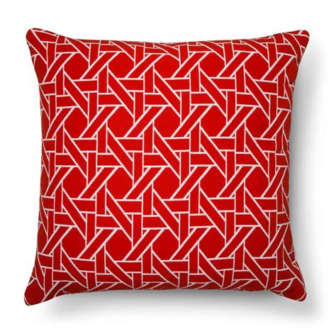 large throw pillows oversized throw pillow woven caning threshold ebay