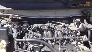 How To Replace The Pcv Valve On A 2002 Nissan Quest