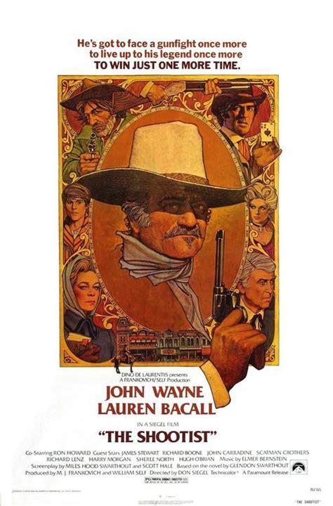 john wayne wronged won laid hand shootist line don
