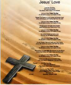 Poems About Gods Love