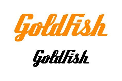 Goldfish Logo / Design / Philip Dall