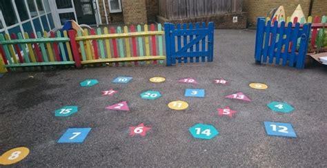 preschool maths games uk preschool playground markings 398