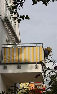 Stoffe Für Den Aussenbereich : welcher stoff eignet sich als sichtschutz f r den balkon sichtschutz balkon ~ Orissabook.com Haus und Dekorationen