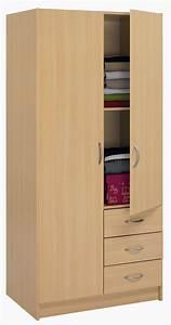 Prix D Une Porte De Chambre : meuble penderie chambre homcom ensemble meubles de ~ Premium-room.com Idées de Décoration