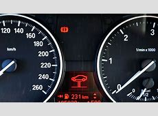 BMW brake warning message cause and fix YouTube