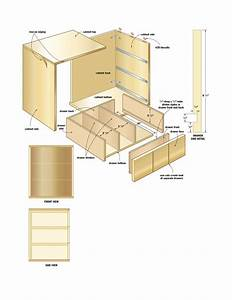 Build a CD storage cabinet – Canadian Home Workshop