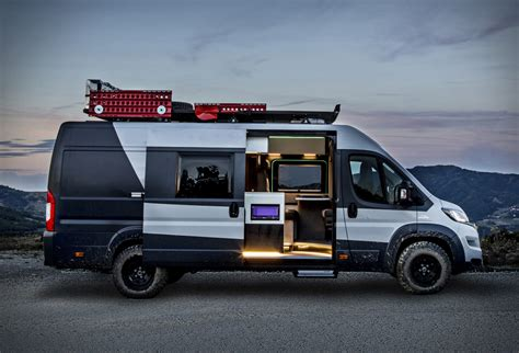 fiat ducato  expedition camper