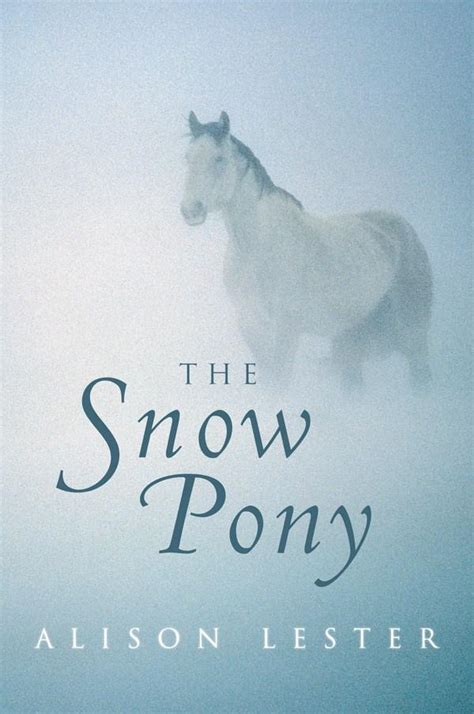 books horse snow children pony twenty