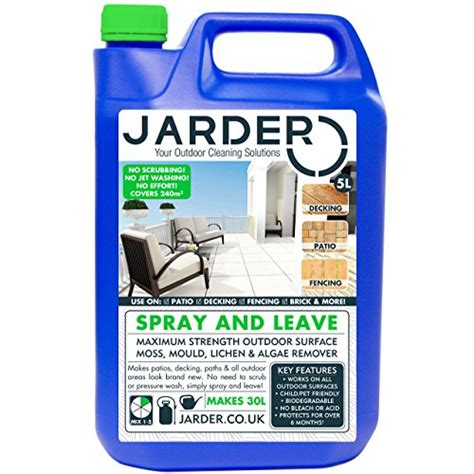 best deals 5 litre concentrate jarder spray leave