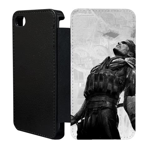 iphone on ebay metal gear solid flip cover for iphone flip t95 ebay 2265