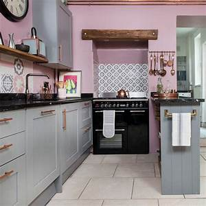Pink, Kitchen, Ideas, U2013, From, Cabinets, In, Soft, Blush, And, Powder, Pinks, To, Bold, Fuchsia, Furniture