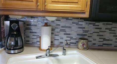 home decor trends peel  stick tile backsplash