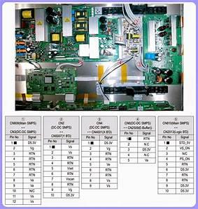 Electro Help  Ps42d5sx - Samsung Plasma Tv - Faults - Wiring Diagram