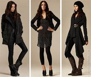 Outfits Grunge Invierno