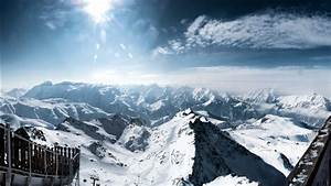Central French Alps Wallpapers
