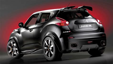 Nissan Juke-R - more images of the 480 hp beast