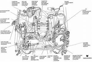 2005 Mustang Engine Diagram