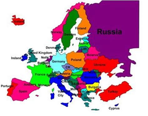 geography europe labeling puzzle map  aj boyle tpt