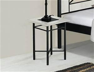 Nachttisch Metall Schwarz : metall nachttische z b aus massivem schmiedeeisen ~ Whattoseeinmadrid.com Haus und Dekorationen