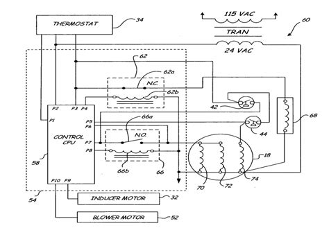 Wiring Diagram Heater by Modine Gas Heater Thermostat Wiring Diagram Wiring