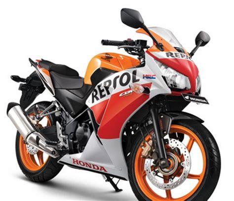 daftar harga motor sport honda baru segala type edisi