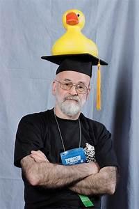 I Can Write Funny: Terry Pratchett  Terry