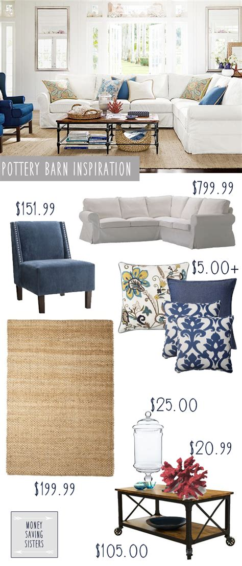 Pottery Barn On A Budget by Pottery Barn White Jute Rug Living Room On A