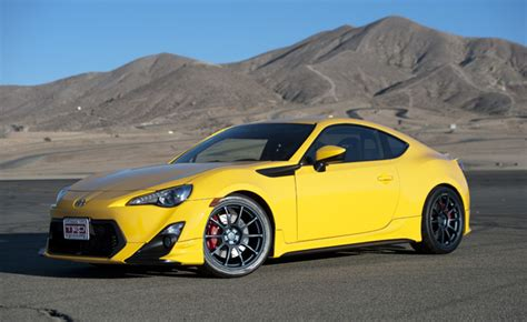 toyota frs car scion fr s trd project car review toyota nation forum