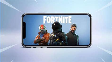 fortnite mobile invites  coming   reaches
