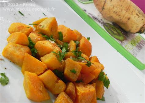 comment cuisiner des patates douces