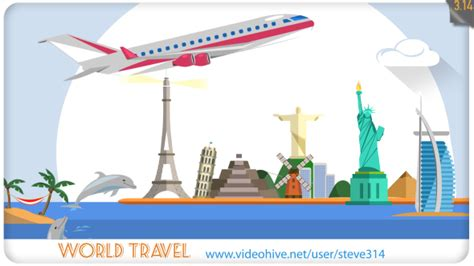 travel agency advert videohive free download after effects template world travel free vip template free after effects