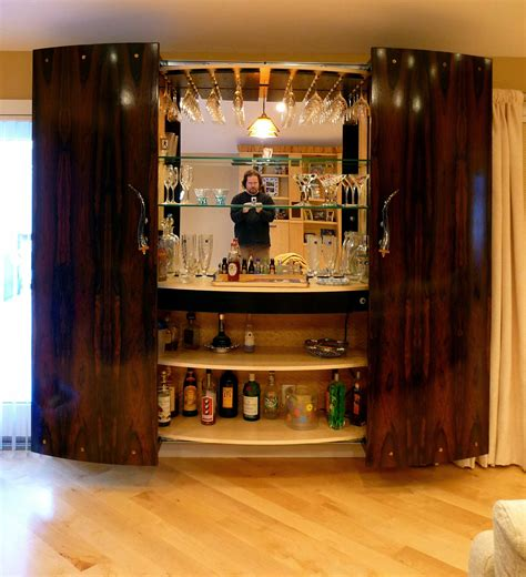 Cabinet Bar Ideas by Great Design Home Bar Cabinets Furniture Accessories Aprar
