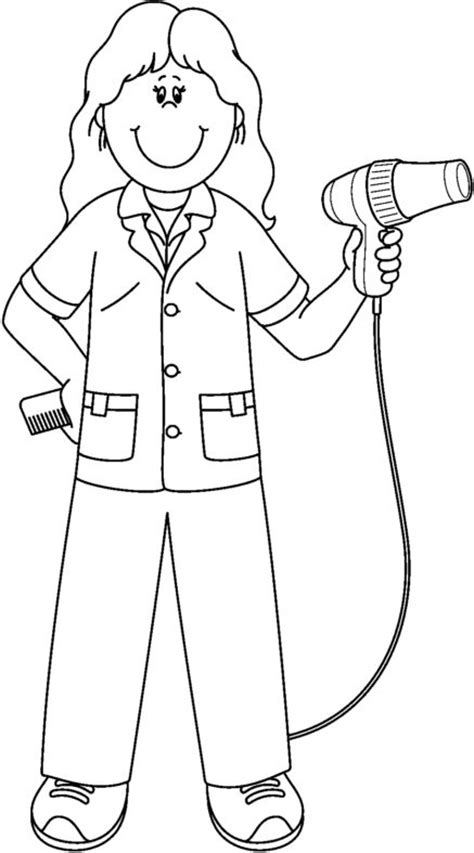 community helpers hats coloring pages coloring pages formalbeauteous community helpers coloring