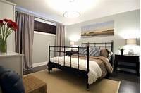 room decor ideas Basement Bedroom Ideas with Very Attractive Design ...