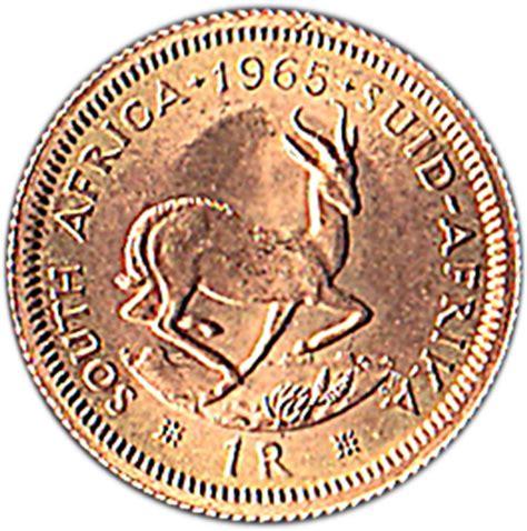 1 rand afrique du sud numista
