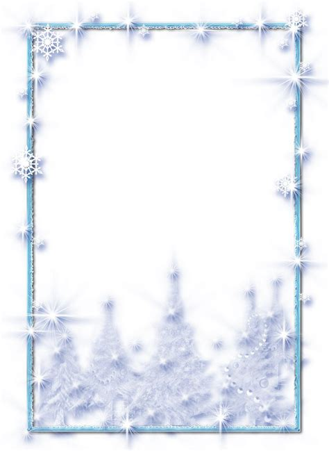 large christmas transparent png ice photo frame