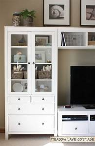 Ikea Hemnes Serie : ikea build your own entertainment center woodworking projects plans ~ Orissabook.com Haus und Dekorationen