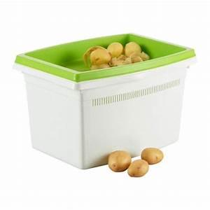Kartoffel Und Zwiebel Behälter Kartoffel Topf La Cucina Wei 22x25