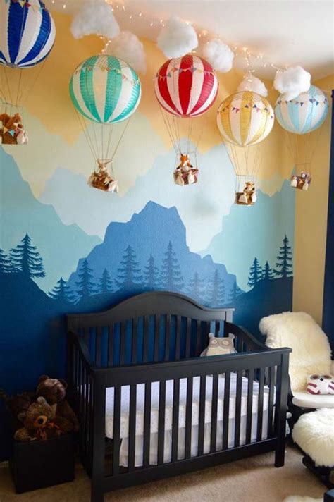Look in periodicals and on the web for designing room ideas. 22 Terrific DIY Ideas To Decorate a Baby Nursery - Amazing DIY, Interior & Home Design