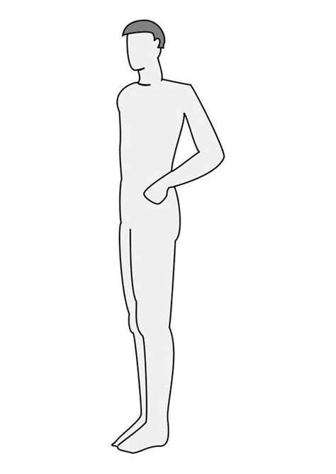 Tinker Cad Pop Figure Template by Coloring Page Man Profile Img 10224