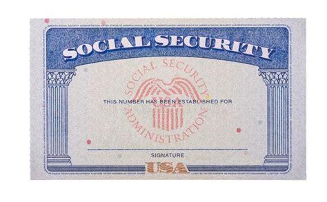 pin  social security card