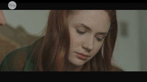 "foto de Not Another Happy Ending (Karen Gillan) ""Crying"" Deleted"