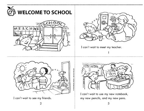 back to school worksheets free printable back to school