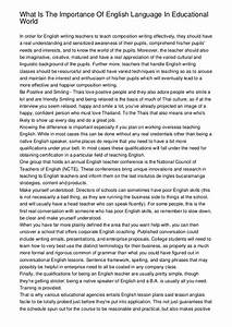 What Is Business Ethics Essay  Thesis In Essay also Simple Essays In English Essay Essay On English Global Language Era With Essay  How To Write A High School Application Essay