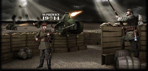 Cthulhu tactics, rise of the triad, metal gear solid v: Juego de guerra online Supremacy 1914   Juegos Gratis