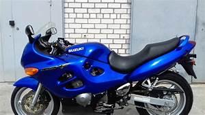 Suzuki Gsx600f Katana 2001