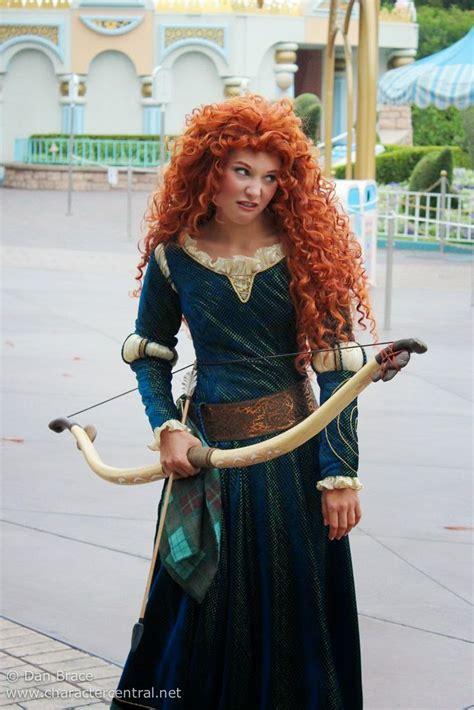 Once Upon A Nail: Disney Princess Challenge #4: Merida
